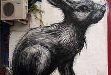 Street Artist: ROA