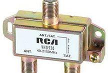 Electronics - Satellite TV Equipment