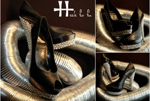 HEELS FOR FUN / Heels For Fun was created for fun, is designed and implemented a system of closure and anchor for shoes for women (and girls) can make interchangeable heels and take it from 12cm to 14cm by simply replacing the heel and inserting a plateaux.