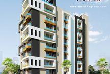 apeksha's Festiva / 2 & 3 Bhk apartments in Murlipura near National Highway