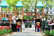 Best 25 playgrounds in New York City / Families in New York City can enjoy some of the best playgrounds in the world. This collection highlights the 25 best playgrounds in New York City. To find all playgrounds near you search for #playground in Yuggler.
