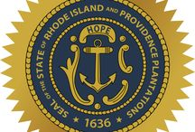 Rhode Island official state things / by I {heart} Rhody