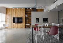 INTERIORS/home / #interior #decoration #cladding