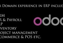 OpenERP/ODOO / OpenERP is an open source alternative to for-pay ERP management solutions offered by companies such as Microsoft or SAS. Details visit http://www.pptssolutions.com/open_erp_customization#/popup