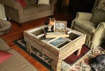 home / repurposed wood