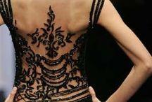 Robes de soirée - Evening dresses