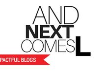 Impactful Blogs / Our new series that profiles the bloggers who are making an impact.