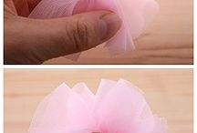 hair accessories_tulle