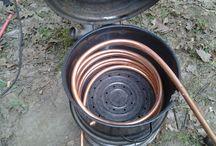 Garden hot-tub