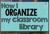 Classroom Libraries / All about classroom libraries