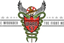 Operation Ward 57 / Christmas luncheon at Walter Reed Hospital