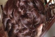 hair styles / by Tara McGrath