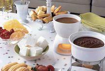 Food for Thought: Fondue / Fondue Recipes