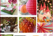 Ashlyn's Party Ideas / For all things girly. / by Eliza Whitton