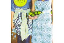 Aprons / by happy sew lucky