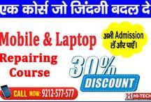 Laptop repairing institute in Nehru place