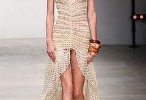 Crochet dress / by Mandy Cho