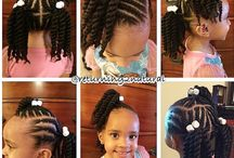 Girls Styles / Ideas for hair styles for my girls