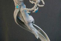 Escultura e Modelagem 3D