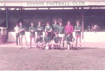 Hendon FC Team Photos / Photos of Hendon teams through the years.