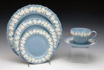 Antique & Vintage Wedgewood Jasperware / Fine and excellent Wedgewood jasperware creations .............. Time to buy an antique is when u see it !