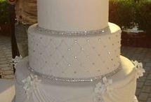 Diamond Wedding Cakes