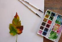 Pintando a vida