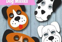μασκεσ-masks