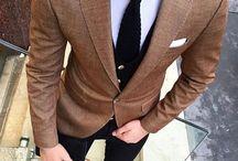 férfi outfit