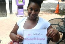 #goodmama Campaign / A campaign designed to celebrate Black mothers in the Pittsburgh region.