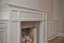DIY - Fire place surrounds & mantels