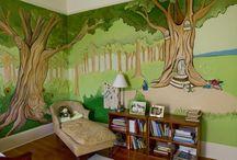 sabbath school little kids room / by Katrin Santos