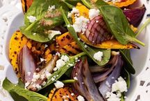Salads, Soups, Sides & Snacks / Our favourite tried and true recipes.
