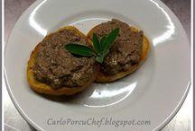 Starter / Antipasti / le mie #ricette per preparare gustosi #antipasti della tradizione #toscana e non solo
