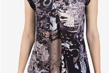 Top & Blusas / Blusas elegantes, cómodas, diseños exclusivos para mujer, con tendencias de moda Europea.