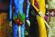 I love Mexican art!