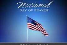 National Day of Prayer May 3, 2012