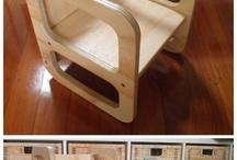 Montessori Möbel
