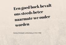 Quotes / Quotes over boeken en lezen