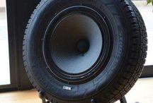 Tyre shop ideas