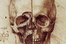 Da Vinci, Botticelli, Michelangelo......... / by Luiz Carlos Pedrosa