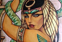 G Y P T   Cleopatra
