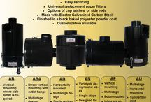 Dry Air Cleaners / Vortox Air Technology Dry Air Cleaners come in a variety of sizes and styles to suit your needs. All Dry Air Cleaners use paper filter technology.