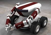 Practical contemporary robotics / Examples of current robotics