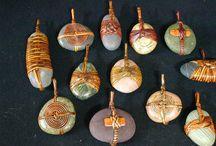 Decorate stones