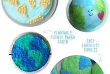 Earth Day / Fun crafts and ideas for the home on earth day!