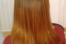 Pielęgnacja włosów - artukuły
