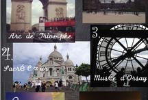 Paris & London / by Emily Collins