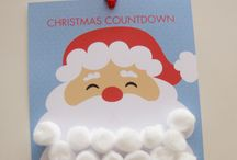 Christmas Countdown - Santa Clause Day