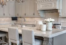 Gray Kitchen Cabinets Design Ideas
